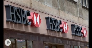 I never knew that HSBC was in the dry cleaning business . . . I wonder if they do same day turnaround?
